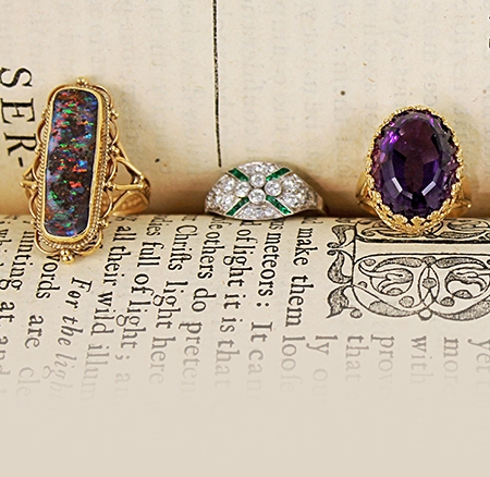 Estate Rings