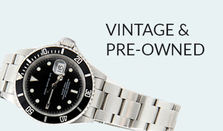 Vintage and Pre-Owned