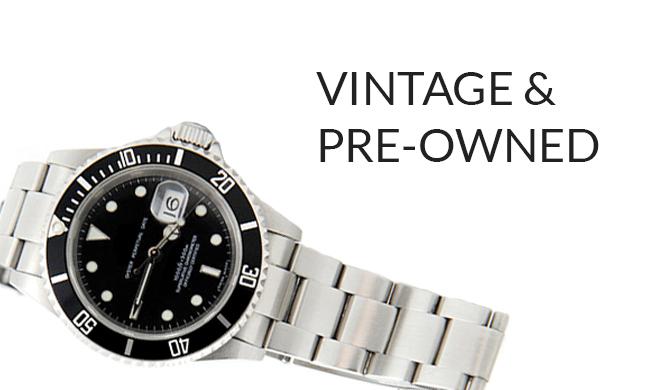 Vintage & Pre-Owned